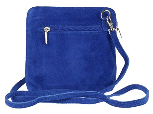Elegant Fashions, Borsa a tracolla donna Royal Blue