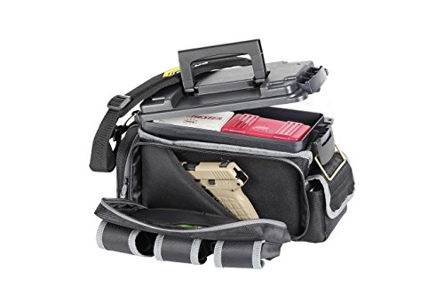 Plano 1312 X2 Range Bag, Black by Plano Molding (Rv Box Storage)