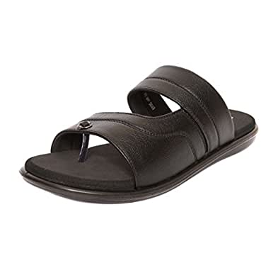 Health Fit Men's Black PU Diabetic & Orthopedic Footwear (HF5013) -10 UK