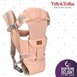 Best Baby Buddy Baby Carriers - Tiffy & Toffee BabyBunk Delight 5 in 1 Review