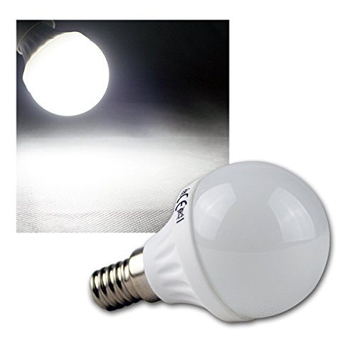 5er Set E14 LED Leuchtmittel T50 kaltweiß 420lm 5W -