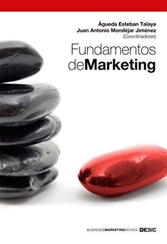Portada del libro Fundamentos de marketing (Libros profesionales)