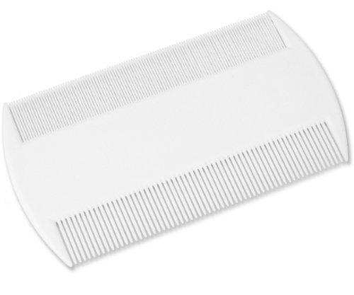 Läusekamm, feinzahnig, für Kopf- und Haustierläuse, Kunststoff