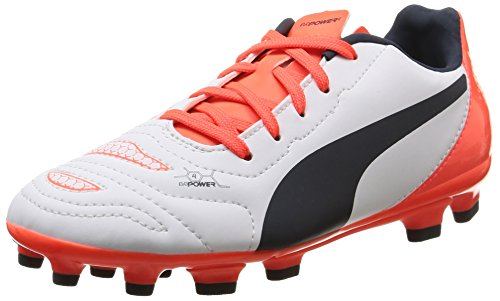 Puma Evopower 4.2 AG Jr, Chaussures de Football Mixte Enfant