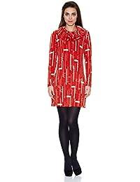 Lavand Vestido Rojo M