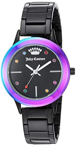 Juicy Couture Black Label Dress Watch JC/1051MTBK