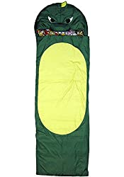 SAZAC Animal Sleeping Bag (Dinosaur)