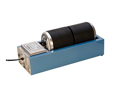 Lortone 33B Poliermaschine Poliertrommel Schleifmaschine mit 2 Poliertrommeln