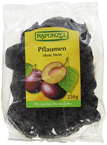 Rapunzel Pflaumen ohne Stein,2er Pack (2x 250 g) - Bio