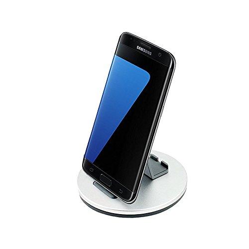 Andriod Smartphone Docking Station,TUOYA Ladestation Dockingstation Micro USB für Android Handy u.a. Samsung Galaxy S7, S7 Edge, S6, S6 Edge, HTC