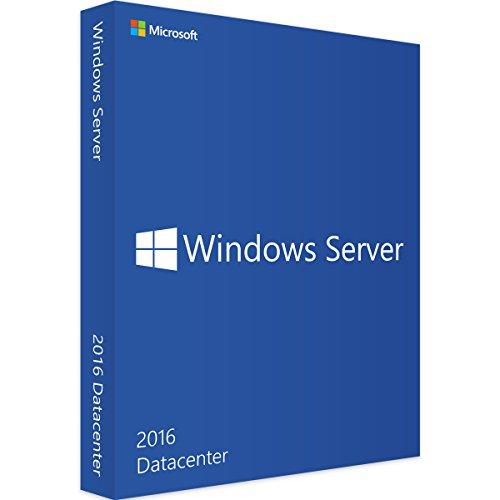 Preisvergleich Produktbild Windows Server 2016 Datacenter Lizenzschlüssel (Code)