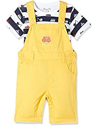 Chirpie Pie By Pantaloons Baby Boys' Regular Fit Clothing Set