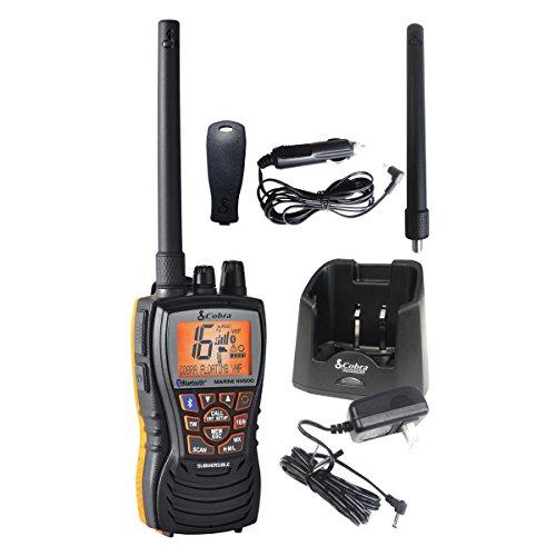 OSCULATI 29 661 06 - VHF GALLEGGIANTE COBRA MR HH500 CON BLUETOOTH (COBRA MR HH500 FLOATING VHF W/BLUETOOTH)