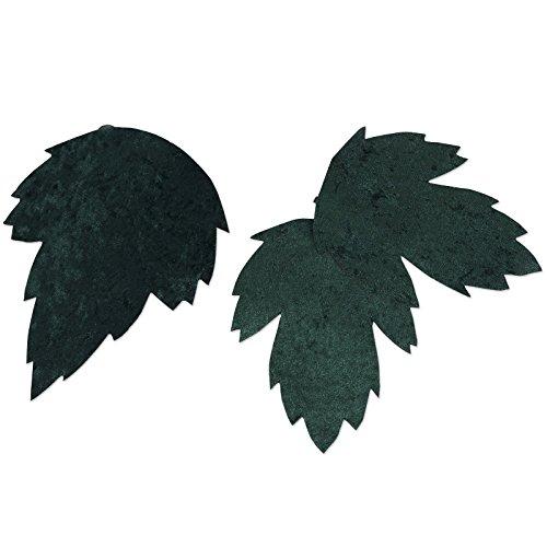 Adam und Eva Blatt Weinlaub Kostüm Zubehör für Karneval und (Kostüm Eva)