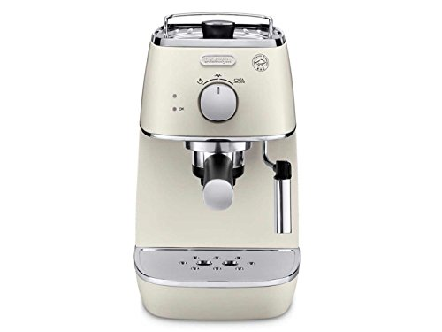 DeLonghi ECI 341.W DISTINTA Espressomaschine, Cappuccino-Aufschäumdüse