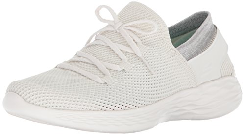Skechers Damen You-Spirit Slip On Sneaker Weiß