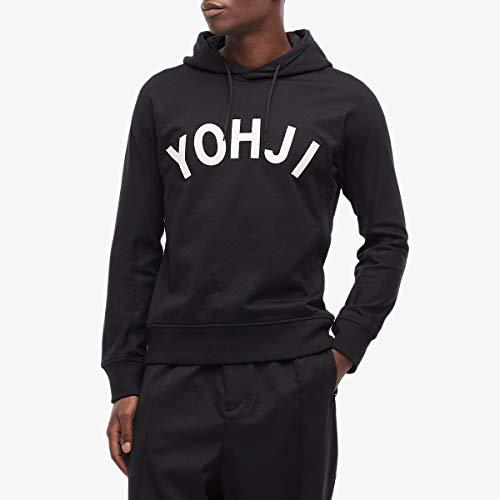 adidas Y-3 Men's Yohji Letters Hoodie