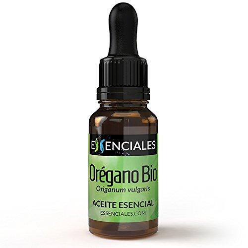 Orégano BIO - Aceite esencial - 100% Puro y Ecológico - 10 ml
