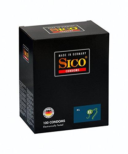 Sico X-Large Kondome-100Stück