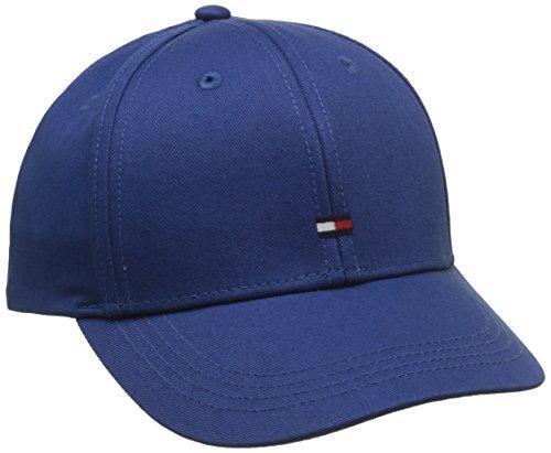 Tommy Hilfiger Baby-Unisex Kappe Classic BB Cap, Blau (Limongoes 901), L