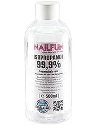 NAILFUN 500 ml Alcool Isopropylique 99,9 %