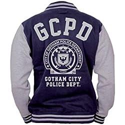 Chaqueta de Gotham - G.C.P.D - Legend Icon