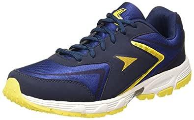 Power Men's Track Sport Blue Running Shoes-7 UK/India (41 EU) (8399080)