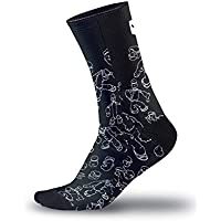 TAYMORY The One Calcetines, Hombre, Negro, P (37-39)