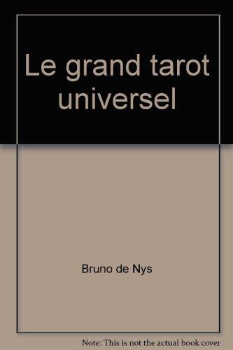 Le grand tarot universel par From Editions Bruno de Nys