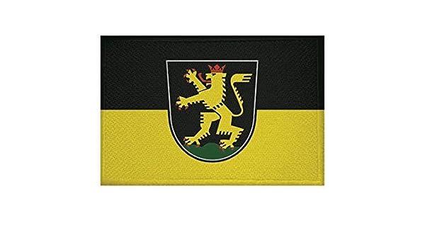 Fahne Aufb/ügler Patch 9 cm x 6 cm Neuware!!! UB Aufn/äher Norwegen Flagge