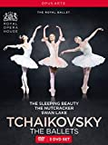 Tchaikovsky, P.I.: Sleeping Beauty (The) / The Nutcracker / Swan Lake [Ballets] (Royal Ballet, 2015-2017) (3-DVD Box Set) (NTSC)