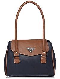 Fostelo Della Women's Handbag (Blue)