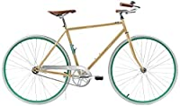 State Bicycle City Bike Urban Dutch Bicycle - Shoreline, 56 cm by State Bicycle