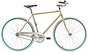 State Bicycle City Bike Urban Dutch Bicycle - Shoreline, 52 cm by State Bicycle