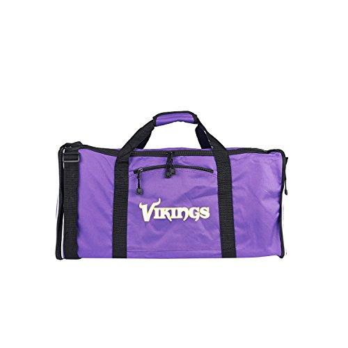 Northwest NFL stehlen Duffel Bag, NFMV5591, violett, 71.12 cm -