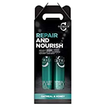 CATWALK By TIGI Oatmeal & Honey Nourish Shampoo and Conditioner Pack of 2