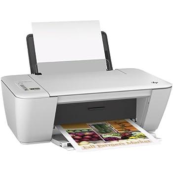 HP Deskjet 2540 All-in-One Druckerserie (Drucken, Kopieren, Scannen, USB, WLAN, 4800x1200 dpi) grau