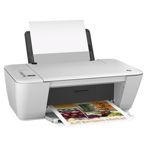 HP Deskjet 2540 All-in-One Druckerserie (Drucken, Kopieren, Scannen, USB, WLAN, 4800x1200 dpi) grau -