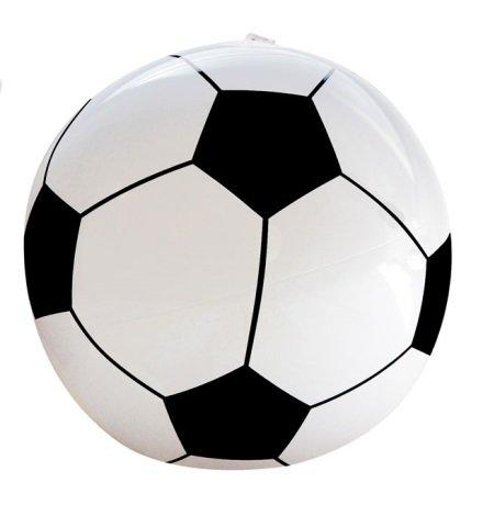 NEU Aufblasbarer Fußball