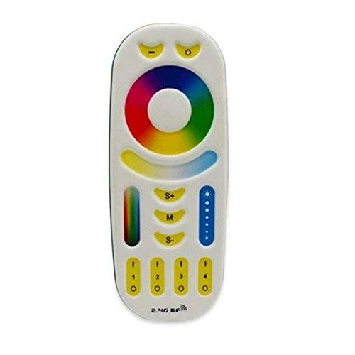 Global 2.4G Mi Lumière RGBWW/RGBW RF LED Télécommande Pour LED Bande Ampoule Down Light