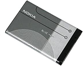 Nokia BL-5C Battery - 100% Original product from Nokia