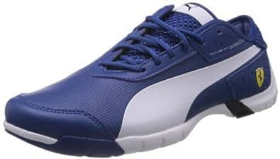 Puma Unisex Future Cat SL SF NM Blue Sneakers - 10.5 UK