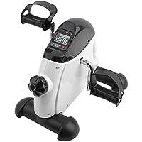 OUTAD Mini-Bike Heimtrainer Arm und Beintrainer Pedaltrainer Bewegungstrainer mit Trainingscomputer für Erwachsene und Senioren preisvergleich bei fajdalomcsillapitas.eu