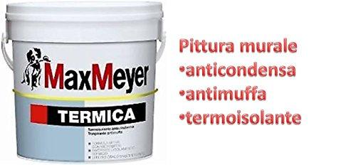 Termica maxmeyer pittura murale per interni anticondensa - Pittura termoisolante antimuffa ...