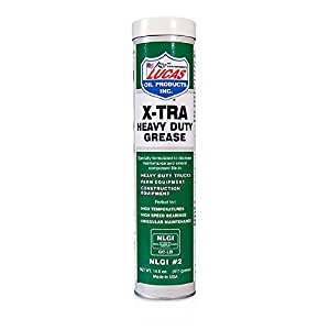 Graisse en cartouche X TRA Lucas Oil 400 G