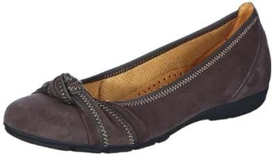 Gabor Shoes 74.162.19, Damen Ballerinas, Grau (zinn), EU 37.5 (UK 4.5) (US 7)