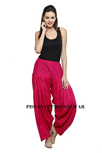 Pistaa Combo of 3 Womens Solid Cotton Mix Best Indian Ethnic Comfortable...