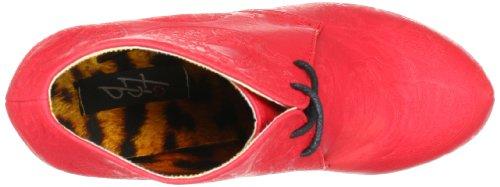 Iron Fist Red, Escarpins femmes Rouge-V.7