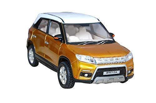 Toyz zone Vitara Breeza SUV Toy with Dual Tone (Multi Colour) Free Key Chain of Every Purchase