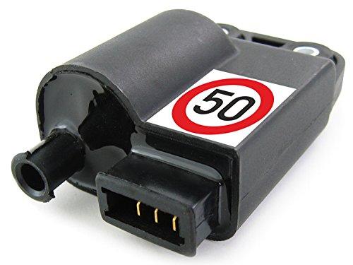 Standard Ersatz CDI Aprilia SR 50 Racing (Piaggio) SR 50 Sport (Piaggio) SR 50 Street (CDI besitzt integrierte Zündspule)